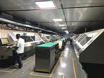 PCB生产基地